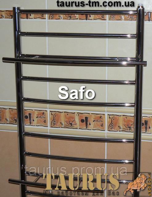 Safo 12/400 - полотенцесушитель для ванной комнаты. Высота  1100 м