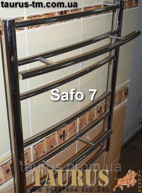 Комбинированый полотенцесушитель Safo 7/450. Размеры под заказ.