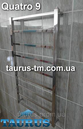 Quatro 9  950x500мм. полотенцесушитель от ТМ TAURUS в Украине.