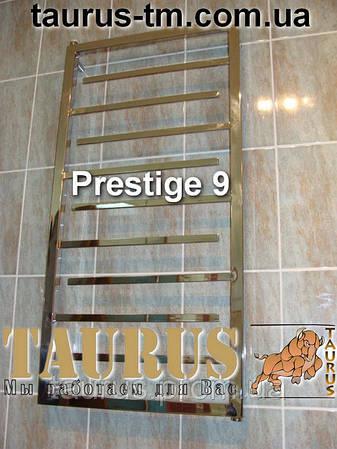 Полотенцесушитель Prestige 9. Ширина 450 мм.