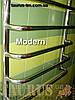 Водяной + электрический полотенцесушитель Modern  7 / Высота 750х  Ширина 450 мм., фото 2