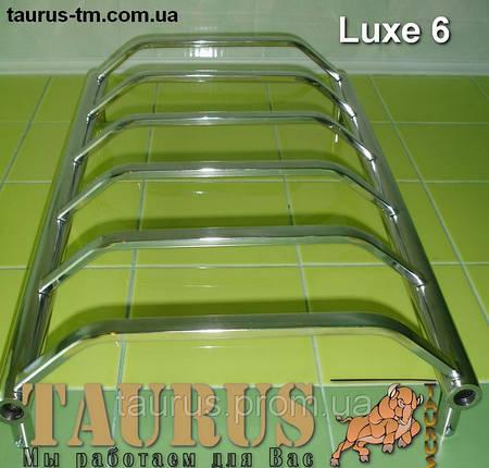 Полотенцесушитель широкий Luxe 6 ширина 500 мм.