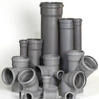 Труба  50 x  315 внутренняя канализация ИнтерПласт