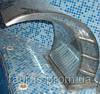 Водопад из полированной стали Cobra 500 мм., фото 2