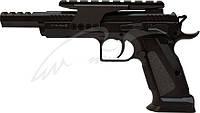Пистолет пневматический KWC KMB-89AHN (Tanfoglio Gold Custom) Blowback. Корпус - металл