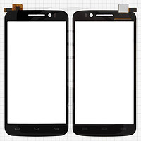 Сенсор (Touch screen) Prestigio 7600 DUO MultiPhone чёрный