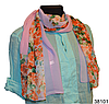 Весенний шифоновый шарф Кармен (код: 38101)