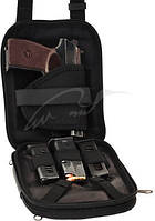 Сумка для пистолета A-Line А24 плечевая кожанаяСумка для пистолета A-Line А24 плечевая кожаная