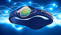 Power Balance - энергетический браслет Синий М
