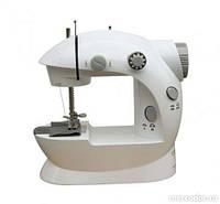 Мини швейная машина 4 в 1 (mini sewing machine) с блоком питания