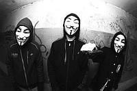 Маска Вендетта гай фокс V Vendetta Белая