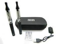 Электронная сигарета Joye eGo -C Upgrade + E-Turbo CE5 (1100 mAh) в футляре.