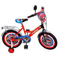 """Велосипед детский Тачки 14""""."""