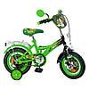"""Велосипед детский 14""""  Бен 10 ."""