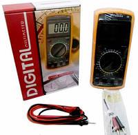 Цифровой мультиметр модели DT9207A.