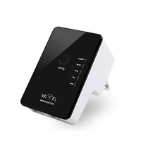 Роутер сетевой LV-WR02B wifi repeater router with EU plug