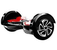 """Гироскутер Skymaster 2 Wheels 8"""" BT Красно-черный"""