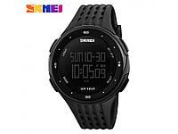 Неповторимый строгий дизайн наручных часов SKMEI 1219. Отличное качество. Доступная цена. Дешево. Код: КГ922