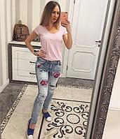 Модные женские джинсы XS
