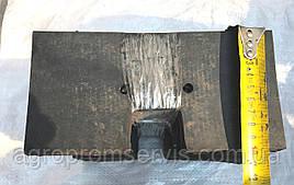 Гумовий Скребок елеватора Н.107.011-02 комбайна Дон-1500