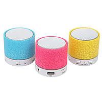 MINI LED Bluetooth Динамик Беспроводной Портативная акустическая система A9 Сабвуфер стерео HiFi-плеер.