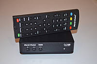 DVB-T2 Тюнер (ресивер) Т2 World Vision T60M