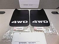 Задние брызговики Toyota Tacoma 1998-2004 Новые Оригинальные