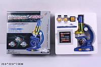 Микроскоп c2107 (48шт/2)батар.,с аксесс.,в кор. 23*7*22см