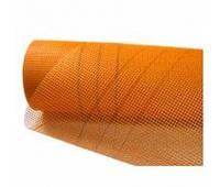 Фасадная армирующая сетка оранжевая 160пл