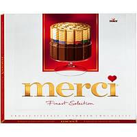 Шоколадные конфеты MERCI ассорти 250 г