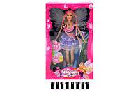 """Кукла """"сказочная фея"""" s58, с аксессуарами, с музыкальным и световыми эфектами, в коробке: 31,5х20х6 см"""