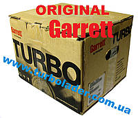 Турбина Renault Megane 1.9 DCI Garrett 751768-5004S