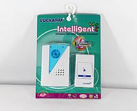 Беспроводной дверной звонок от розетки 220в Luckarm, квартирный звонок A006