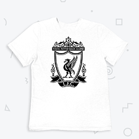 Футболка с принтом Liverpool F.C.