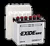 Аккумулятор мото EXIDE 12V 24AH 200A 12N24-3A [184X124X160]