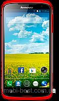 "Смартфон Lenovo S820 Colorful Style, дисплей 4.7"", Android 4.2, камера 13 Мп, 4-ядерный процессор 1.2 ГГц, фото 1"