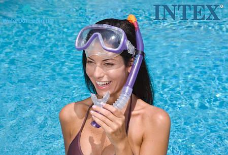 Трубка для плавания Intex 55928, фото 2