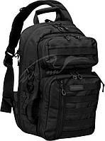 Сумка Propper BIAS Sling Backpack - Left Handed BlackСумка Propper BIAS Sling Backpack - Left Handed Black, фото 1