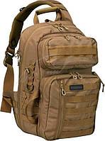 Сумка Propper BIAS Sling Backpack - Left Handed CoyoteСумка Propper BIAS Sling Backpack - Left Handed Coyote, фото 1