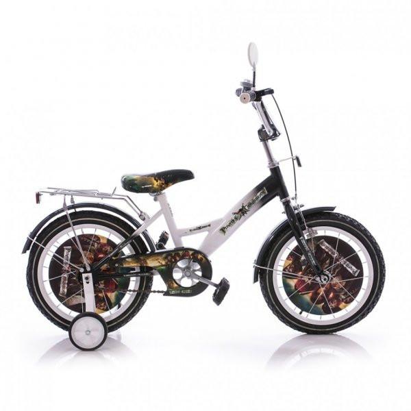 """Велосипед детский Пираты 14""""."""