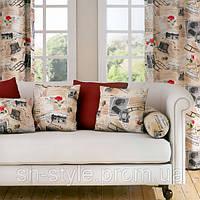 """Ткань для штор,скатерти и оббивки мебели """"Duck"""" 100868"""