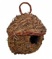 Гнездо Trixie Grass Nest для птиц, 11 см