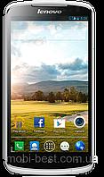 "Смартфон Lenovo S920, дисплей 5.3"", Android 4.2, камера 8 Мп, 2 SIM, WCDMA, 4-ядерный процессор 1.3 ГГц, фото 1"