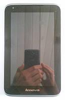 "Дисплей Lenovo Idea Pad A1000 complete with frame Black  7"" TAB"