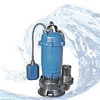 Насос погружной дренажно-фекальный Vitals Aqua КС 711о (Vitals, 14,2 л/мин, 11,6 м, 750 Вт, Насос погружной дренажный)