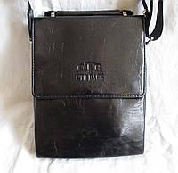 Мужская сумка через плечо барсетка Планшет 25х20см