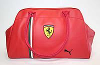 Женская спортивная сумка PF красная