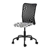 ТУРБЬЁРН Рабочий стул, черный, 20224754, IKEA, ИКЕА, TORNBJORN
