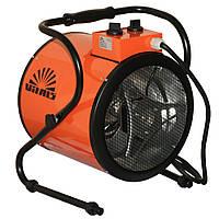 Промышленный тепловентилятор Vitals EH-90 (Vitals, 350*405*460 мм, 11,9 кг, 4500/9000 Вт, 380 В, Промышленный тепловентилятор)