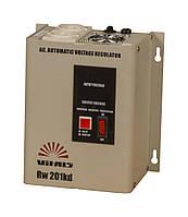 Стабилизатор напряжения Vitals Rw 201kd (Vitals, 110-260 В, 220 В, 2000 ВА, Релейный , Стабилизатор напряжения, Защита от повышенного понижен)